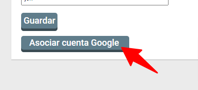 asociar google